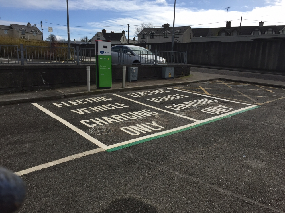 Electric Ireland Car Bays
